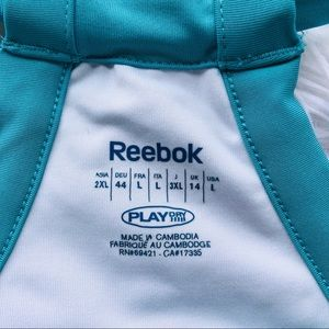 Reebok Intimates & Sleepwear - Reebok teal sports bra.